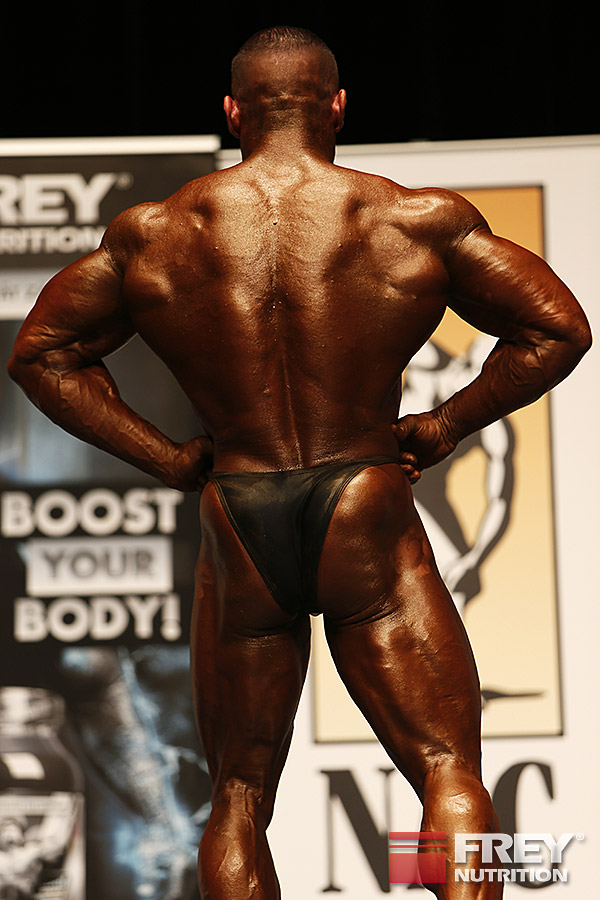 Zsolt Major - back lat spread