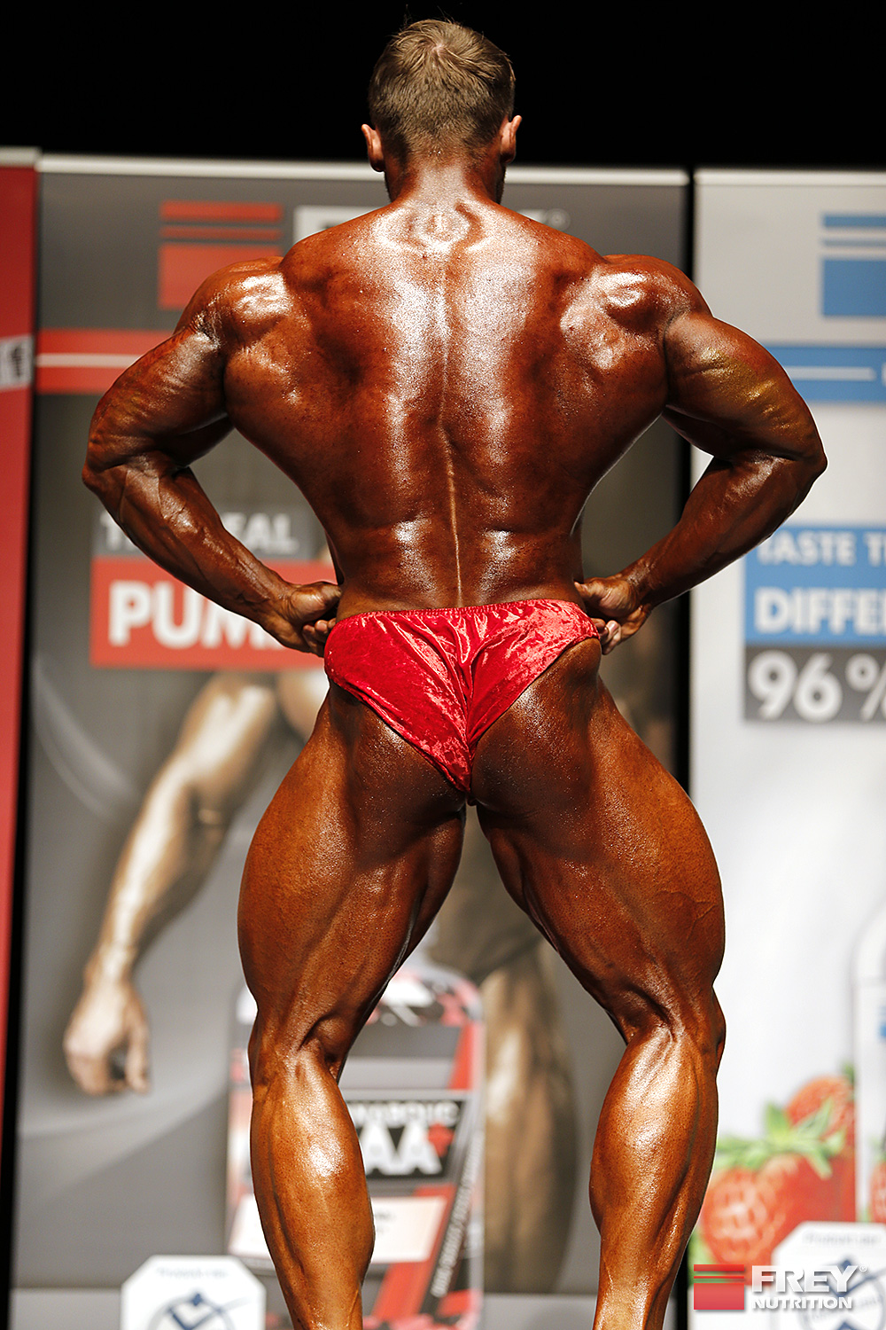 Dorian Berger - back lat spread