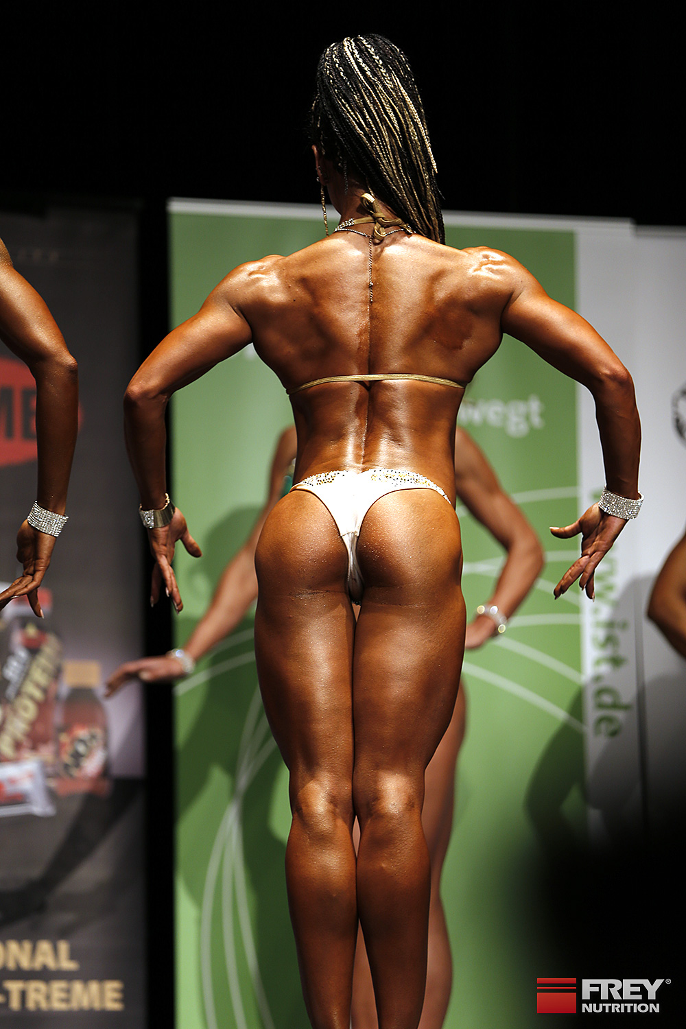 Krisztina Füzi - Line-Up from the back