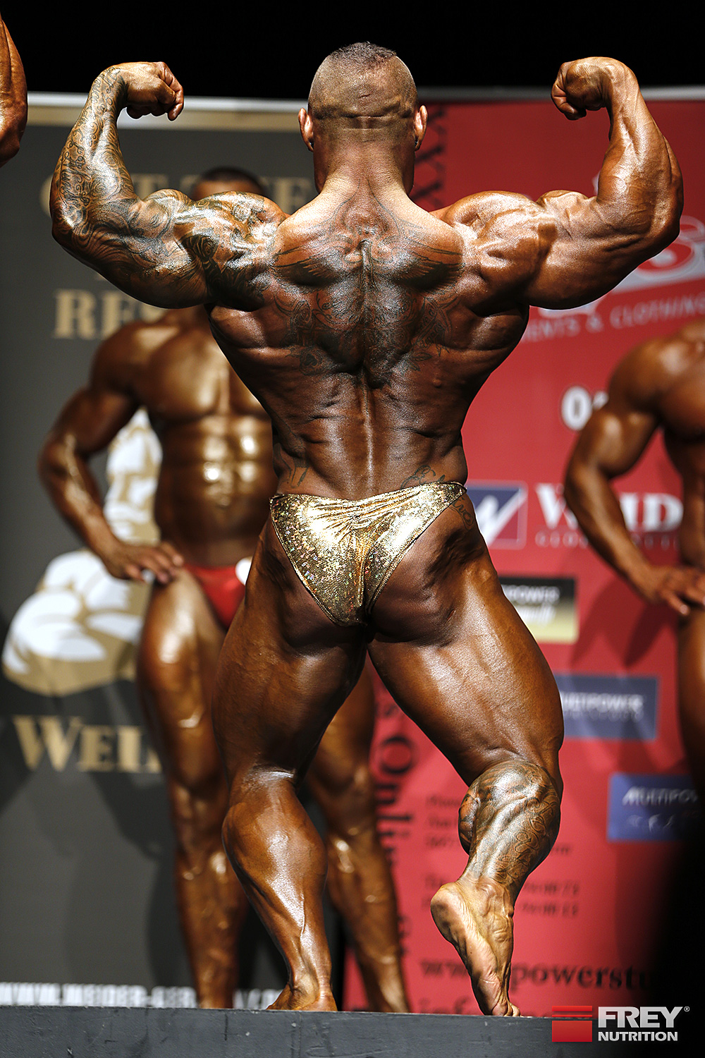 Marius Graatrud - back double biceps