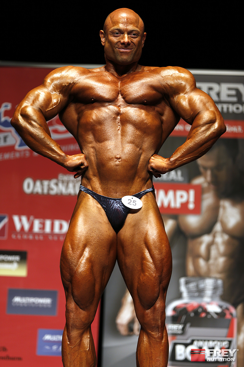 Markus Rohde - front lat spread