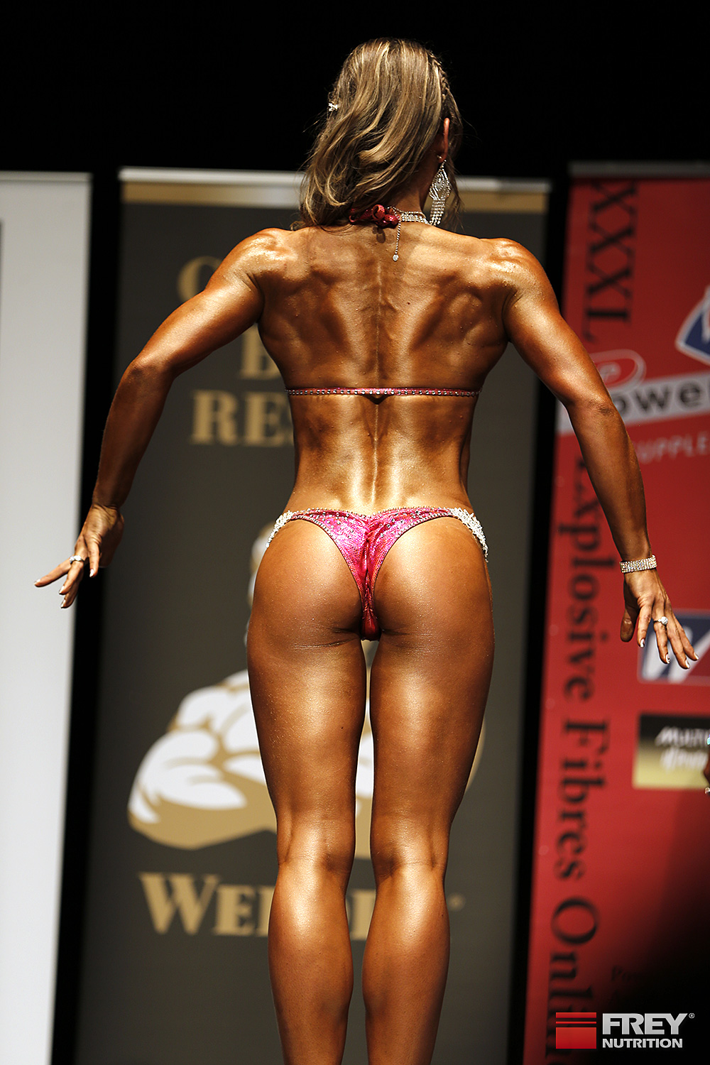 Melinda Lucz - Line-Up from the back