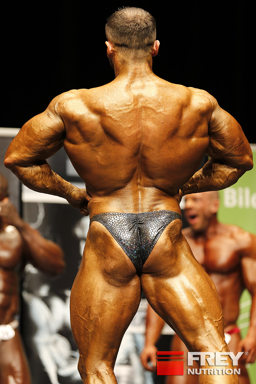 Alexej Kauz - back lat spread