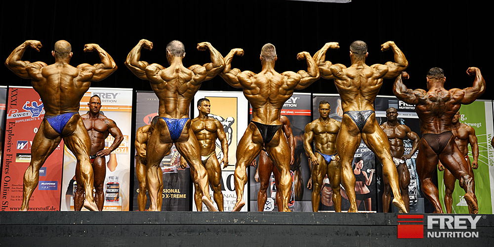 comparisons - back double biceps