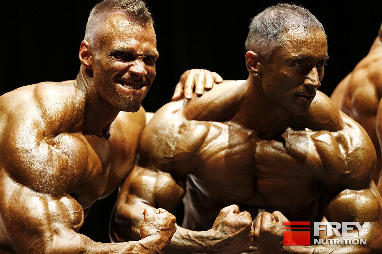 FREY Classic 2016 - Bodybuilding Winner Péter Molnár