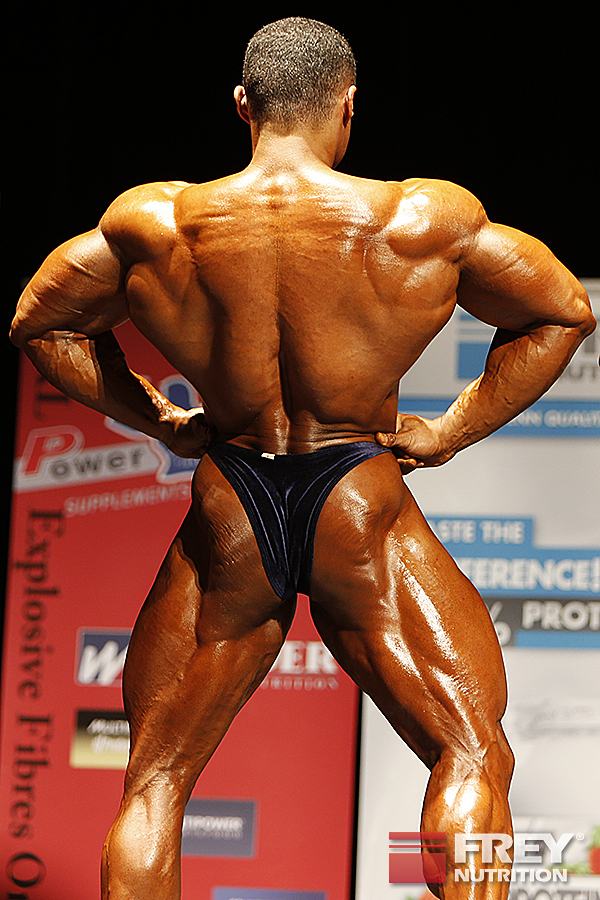 Alex La Llave - back lat spread