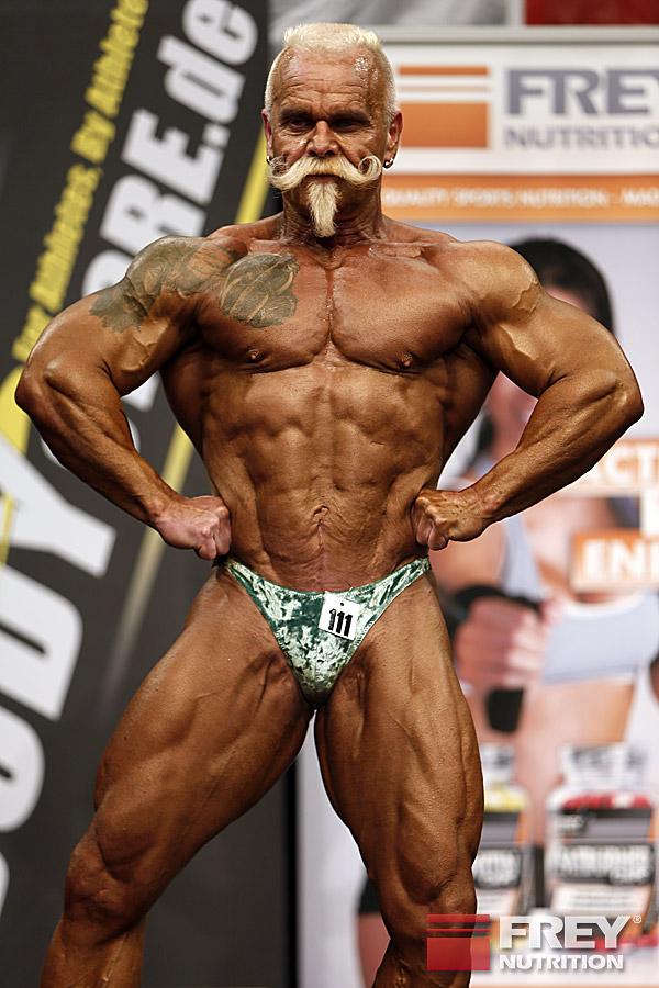 Body over 50 - Gunnar Paasche