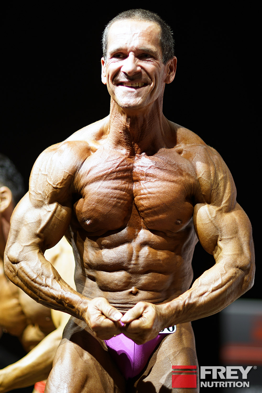 Athletik over 40   Dietmar Haubold