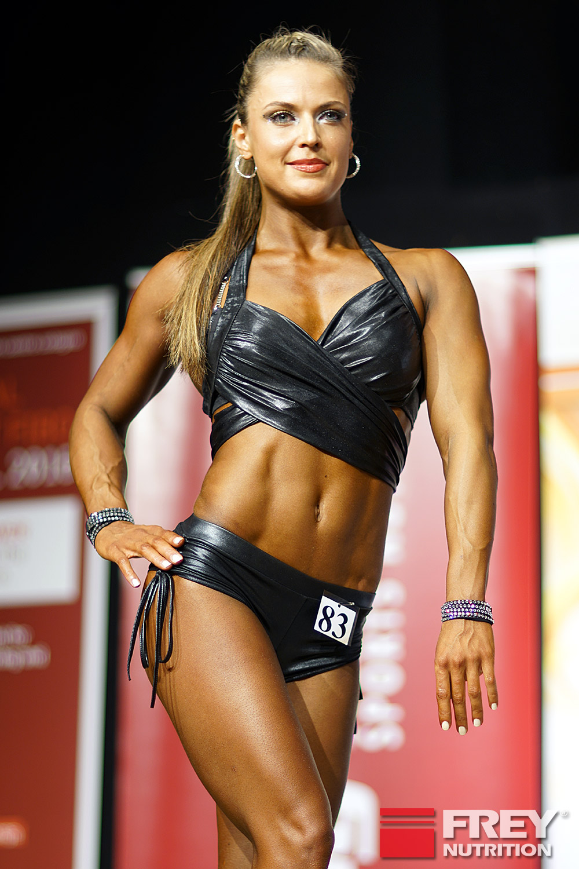 Miss Fitness   Marina Yakubova