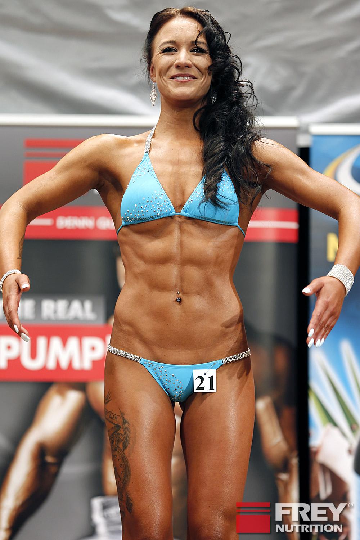 Ms. Bikini Shape over 30 | Cathy Fuchs