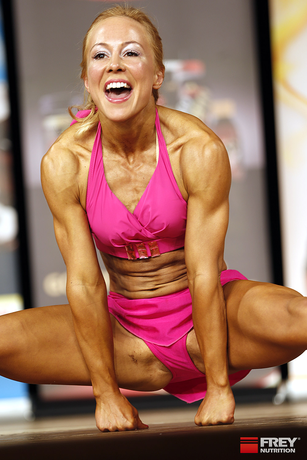 Ms. Fitness | Bodil Mohlund