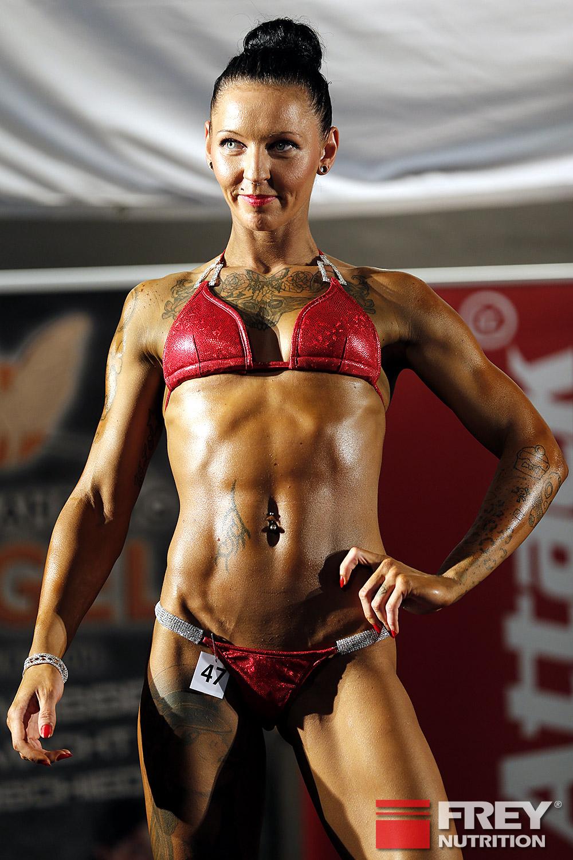 Ms. Fitness | Caroline Sonnenberg