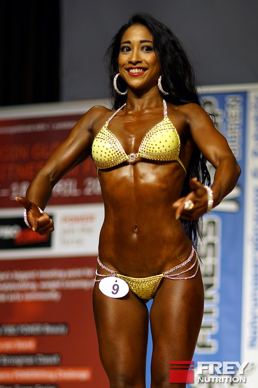 Ms. Shape over 30   Charmaine Aguilar