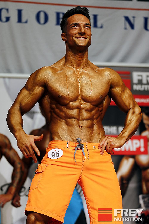 Men's Physique   Timo Tonndorf