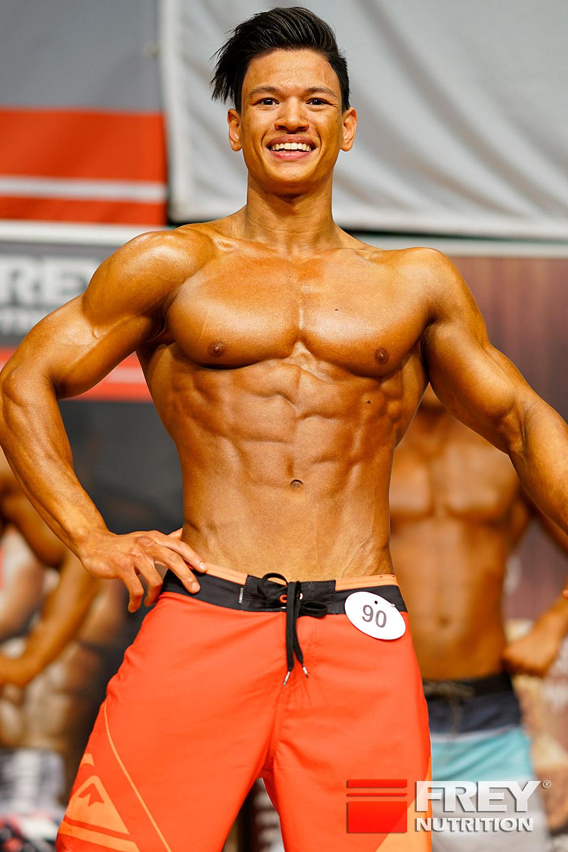 Men's Physique | Kai Bartholomey