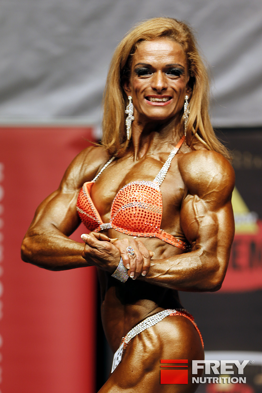 Ms. Figure Over 40   Judit Palecian (HUN)