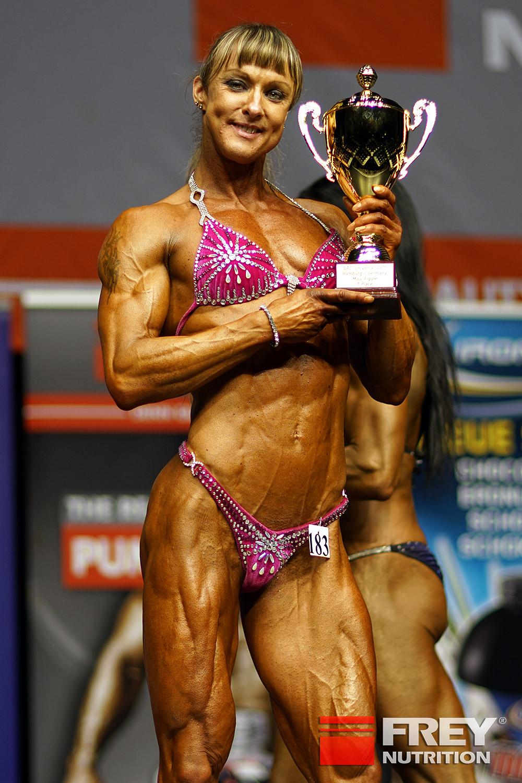 Ms. Figure   Melanie Kuch (GER)