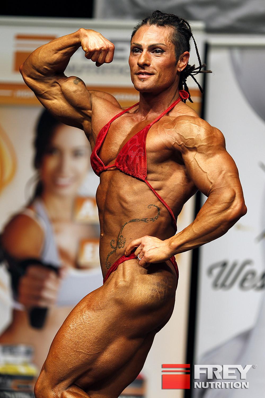 Ms. Physique   Monia Giosa (ITA)