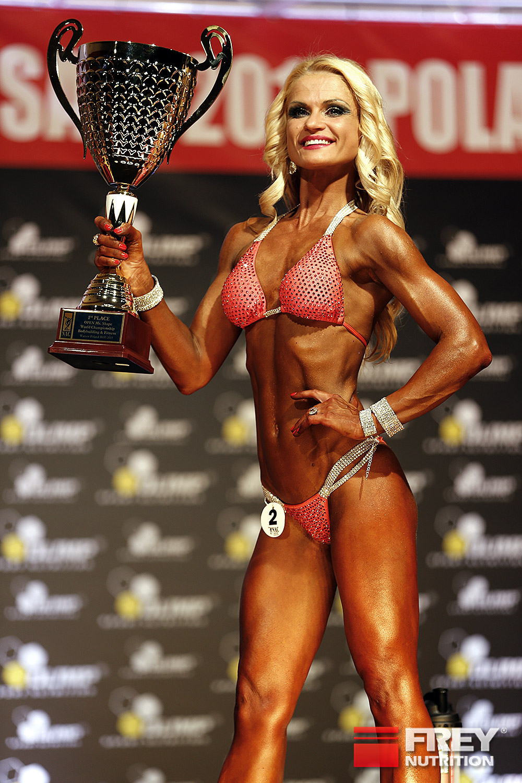 Ms. Bikini Shape > 30   Anita Puzule (LAT)