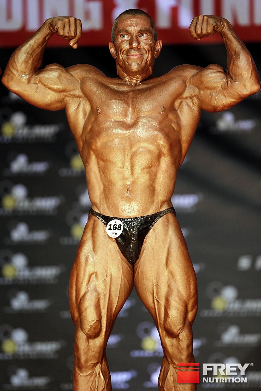 Body over 50   Claude Payon (FRA)