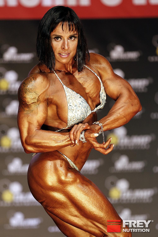 Ms. Physique   Lyudmila Kakaoulina (RUS)