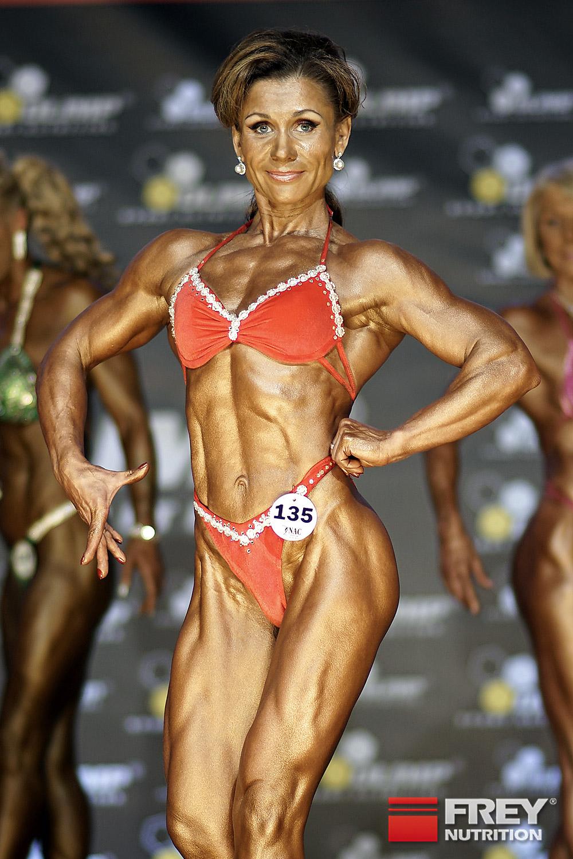 Ms. Figure over 40   Natalia Bystrova (RUS)