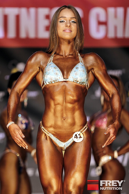 Ms. Bikini Shape   Nikol Grigoreva (RUS)