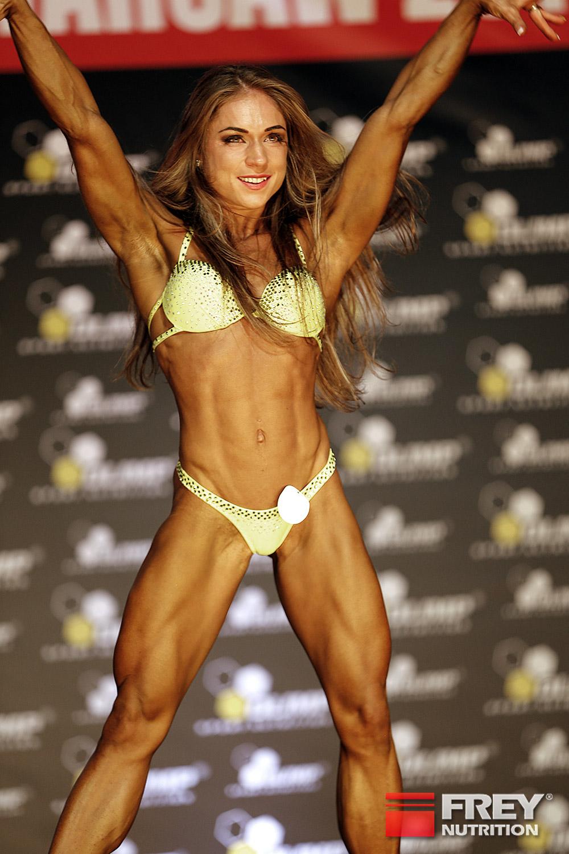 Ms. Fitness   Renáta Bán (HUN)