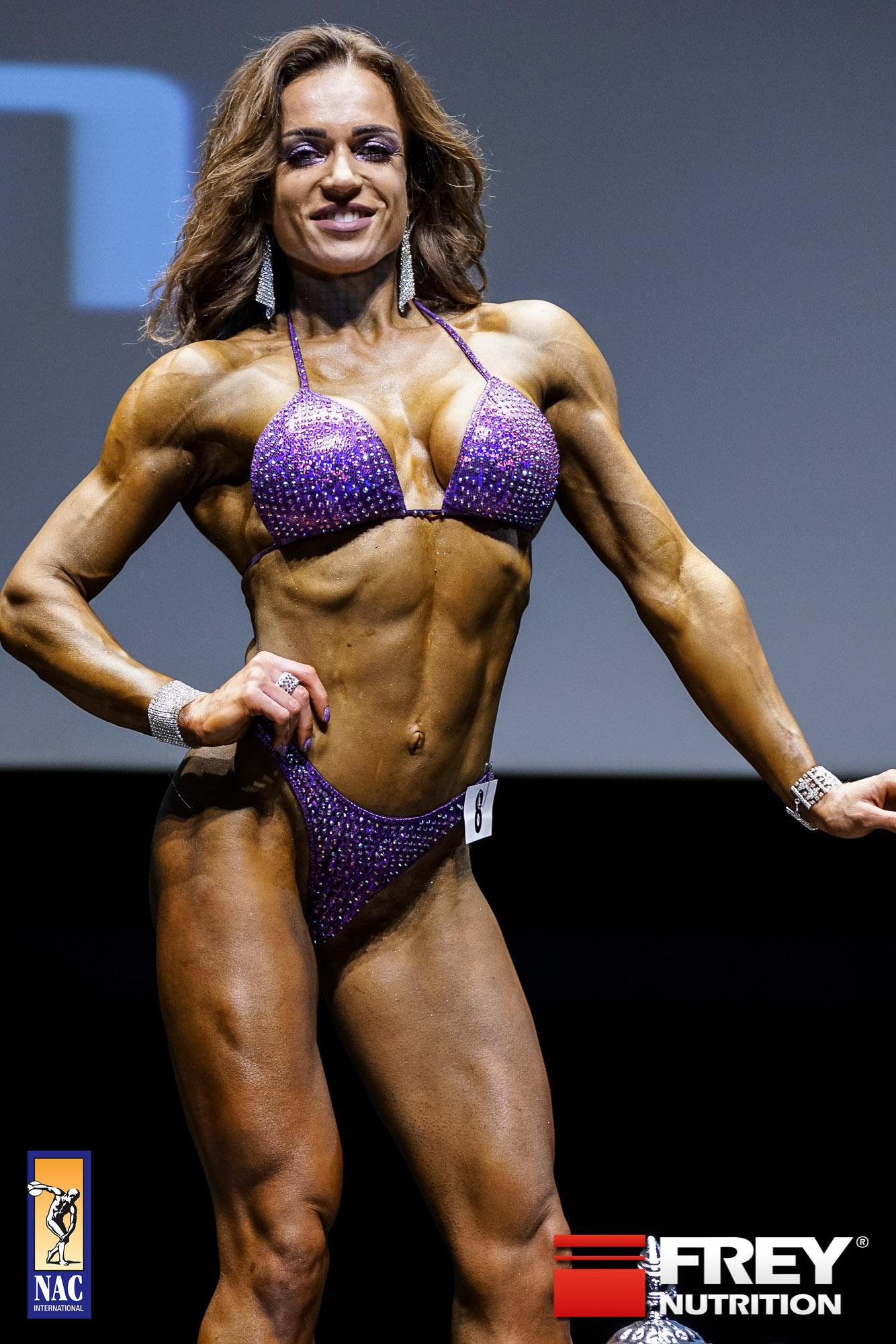 Bikini Shape Over 30 | Elina Gumenuka (LVA)