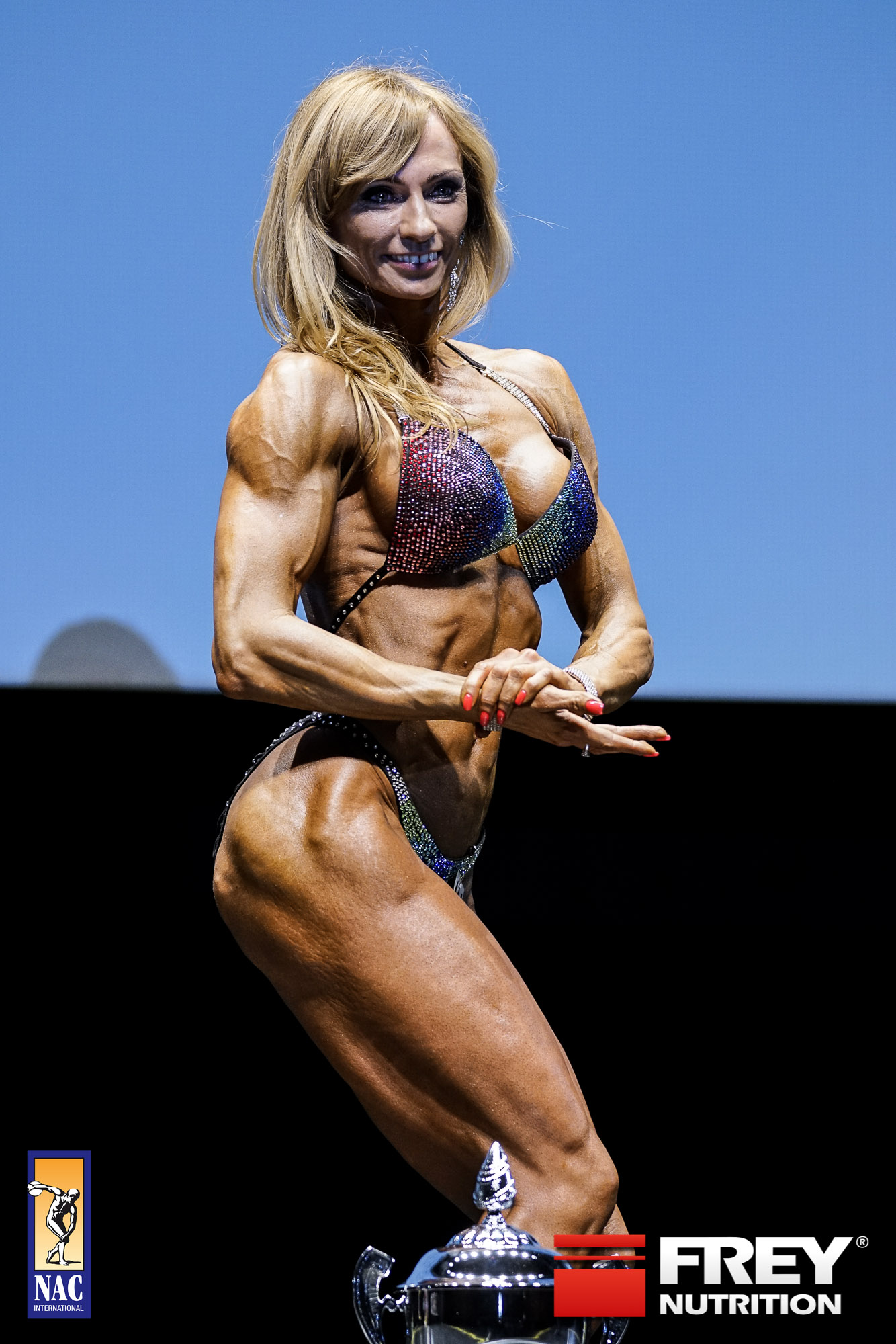 Figure Over 40 | Monika Hajduk (POL)